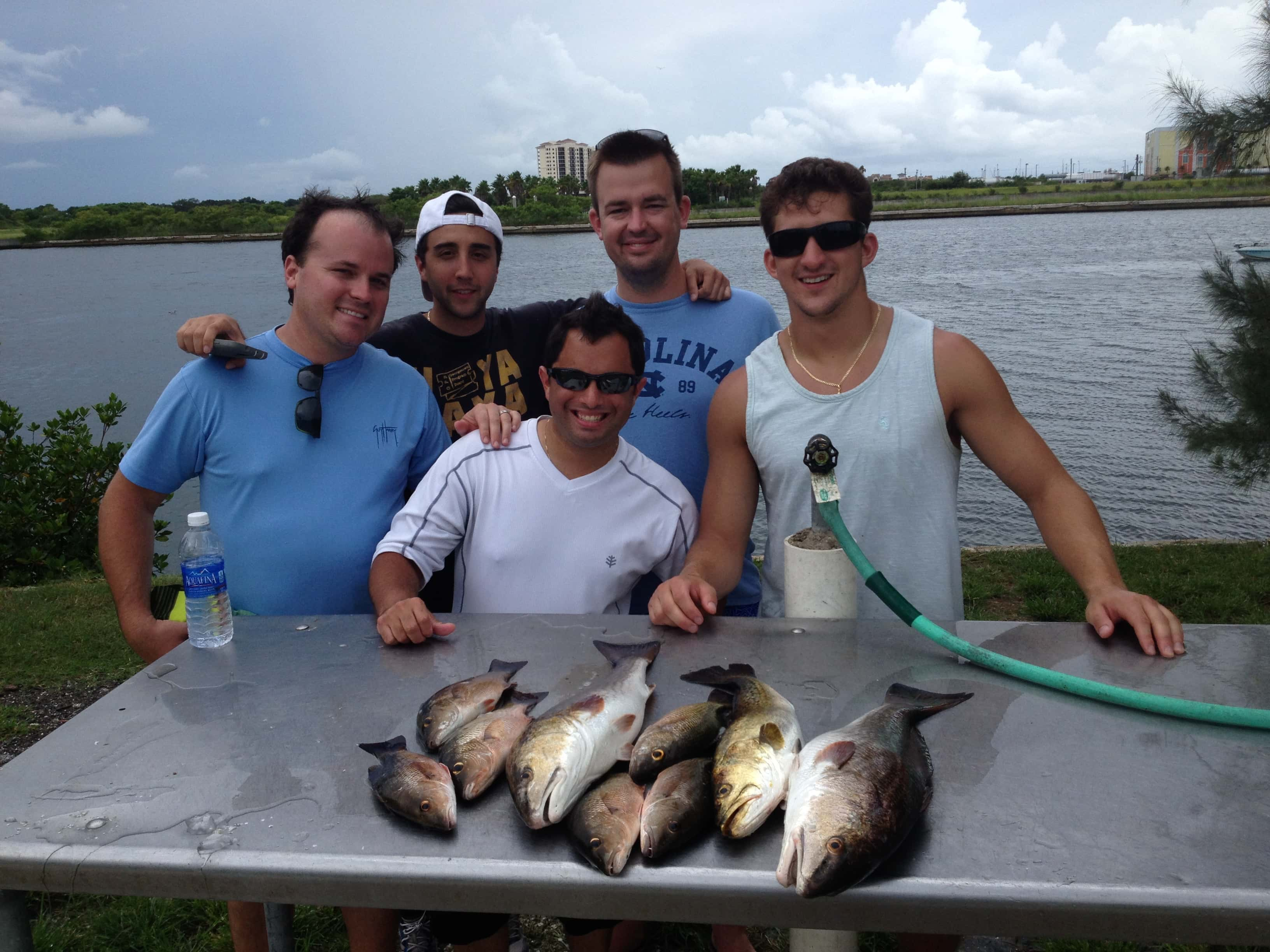 Bachelor parties in tampa florida fishing up to 6 people for Videos of people fishing
