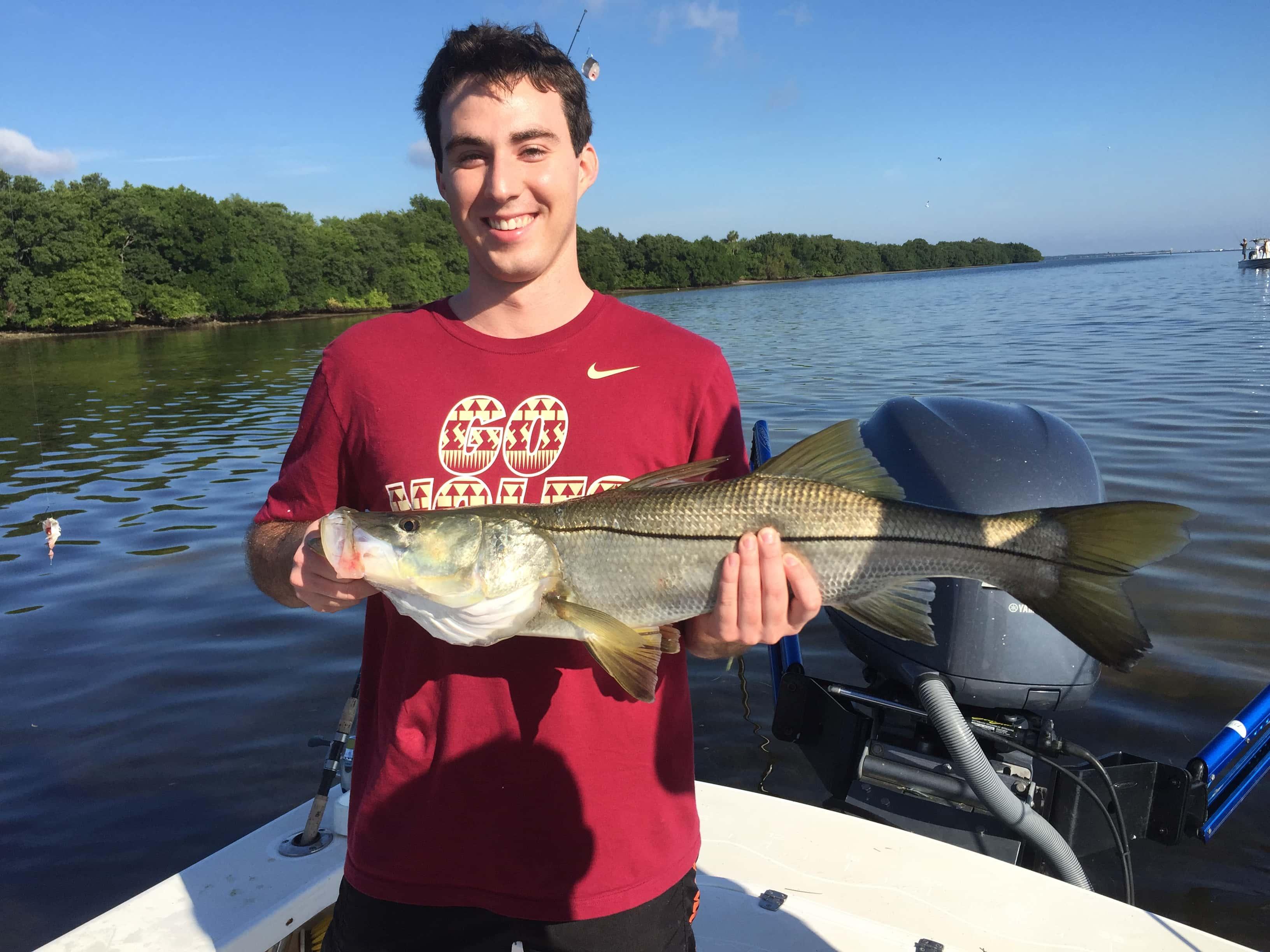 Slot redfish florida