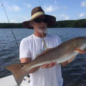 Flats Redfish