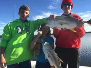 Kids Fishing Tampa Florida
