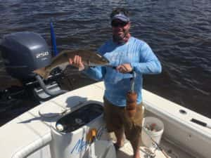 Slot Reds Tampa Florida Fishing Charters