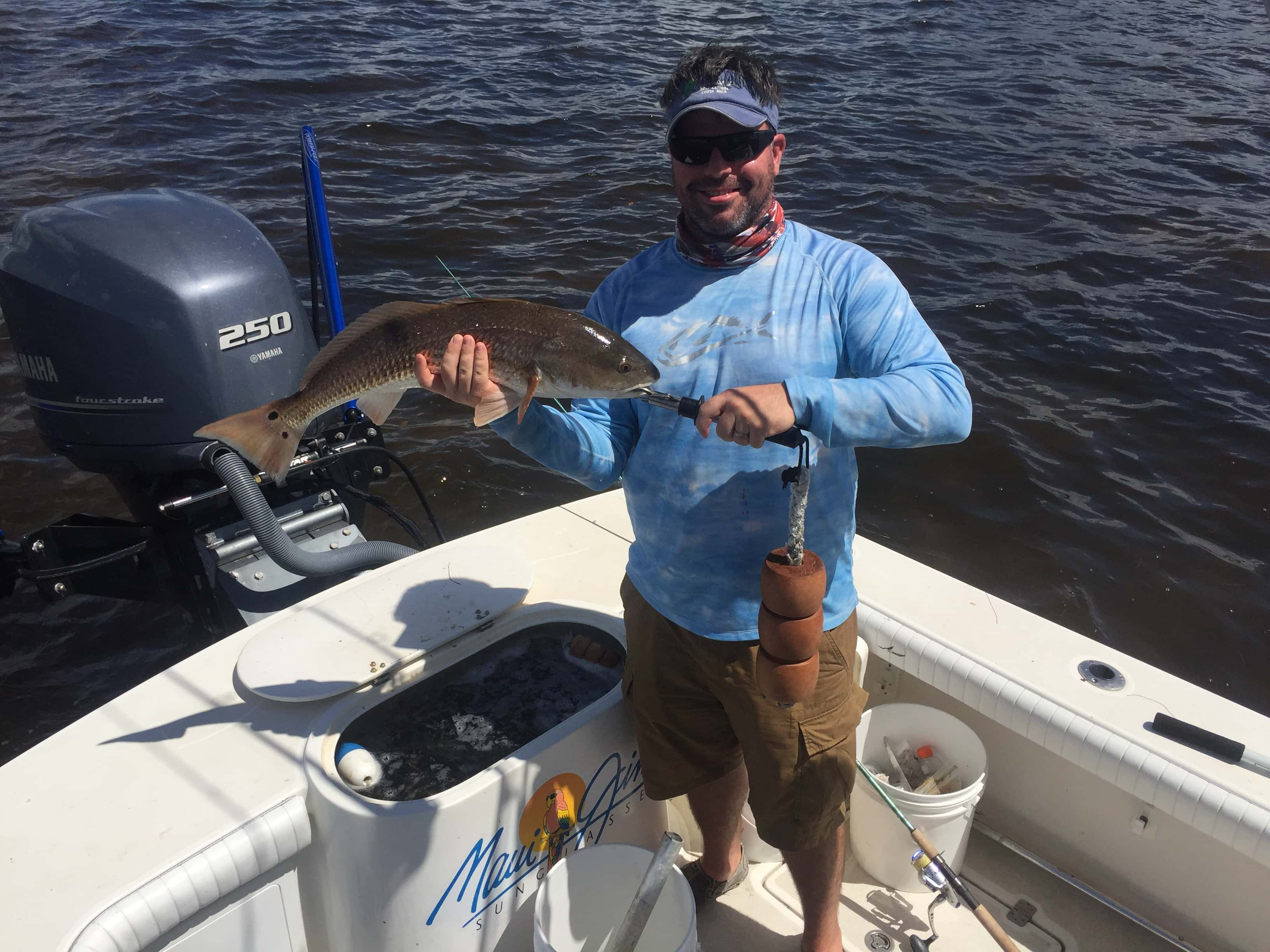 Tampa bay florida fishing charters 813 758 3406 for Tampa florida fishing charters