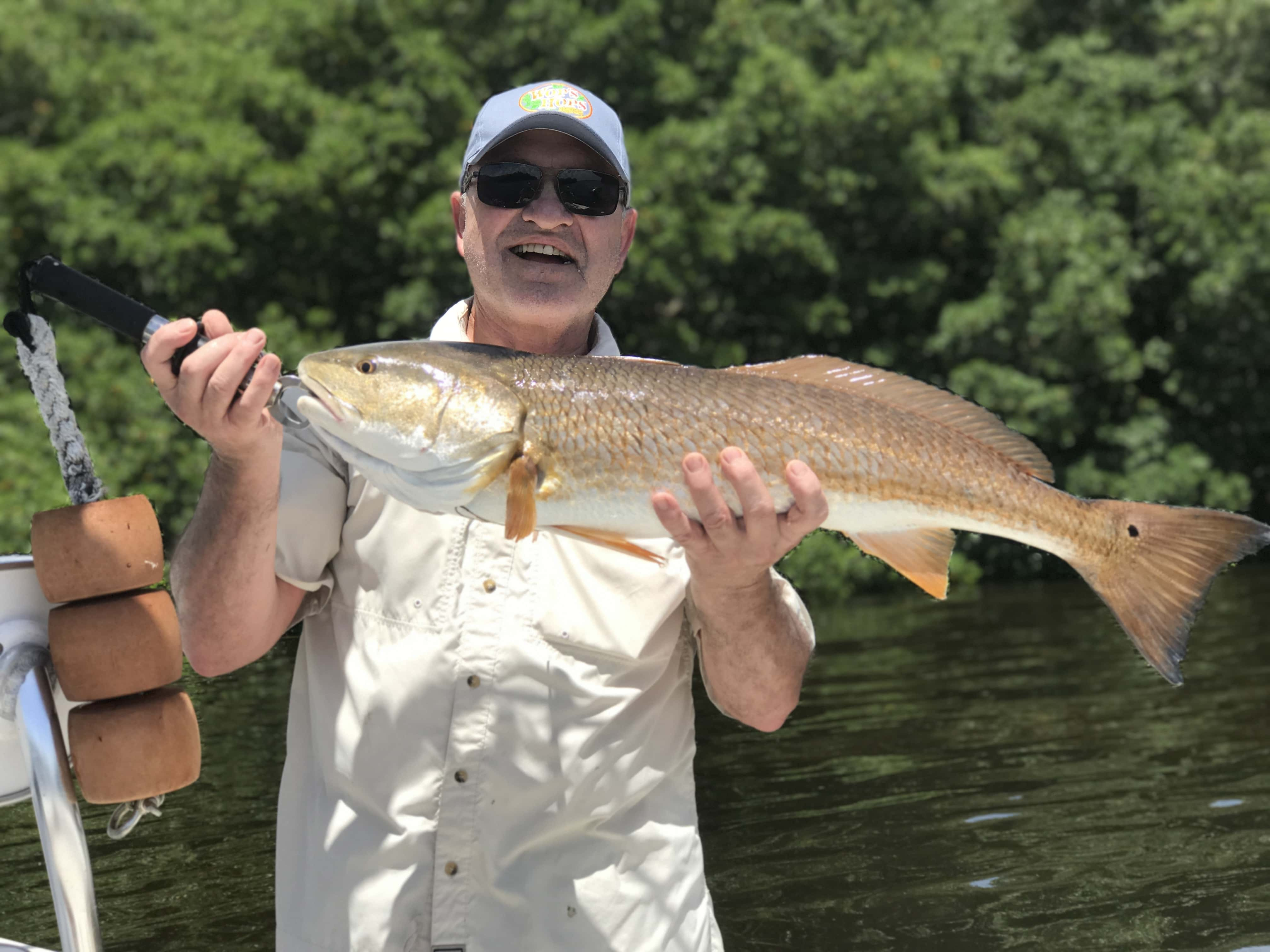 August and september fishing photos fishing charters for Fishing charters tampa